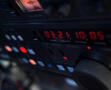 operateur audiovisuel
