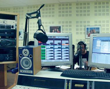 réalisateur animateur radio