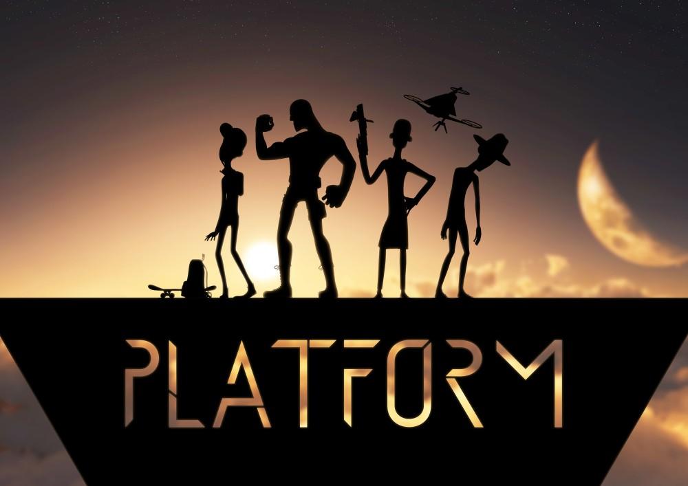 platform 3D