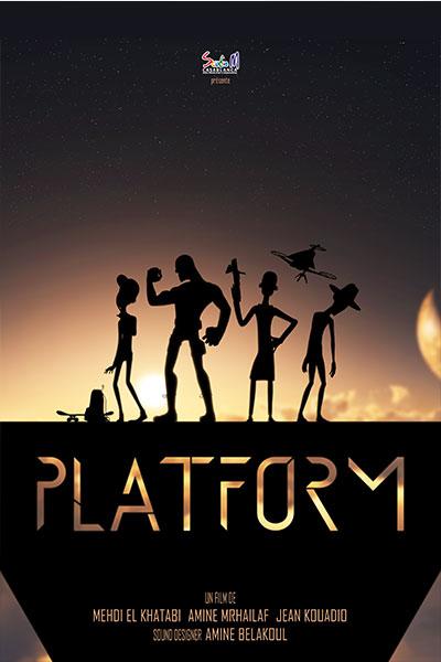 platform 3D Maroc