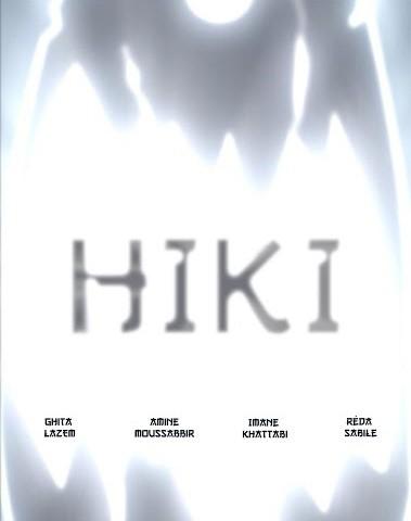 Hiki animation 3D